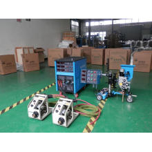 IGBT Inverter Saw e Mag Integrated Welding Machine